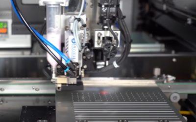 Představujeme automatický dispenzer MUSASHI FAD2500